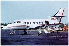 N904FH BAe Jetstream 31 (SPRedSteve) Tags: n904fh jetstream bae j31 fayetteville turbine