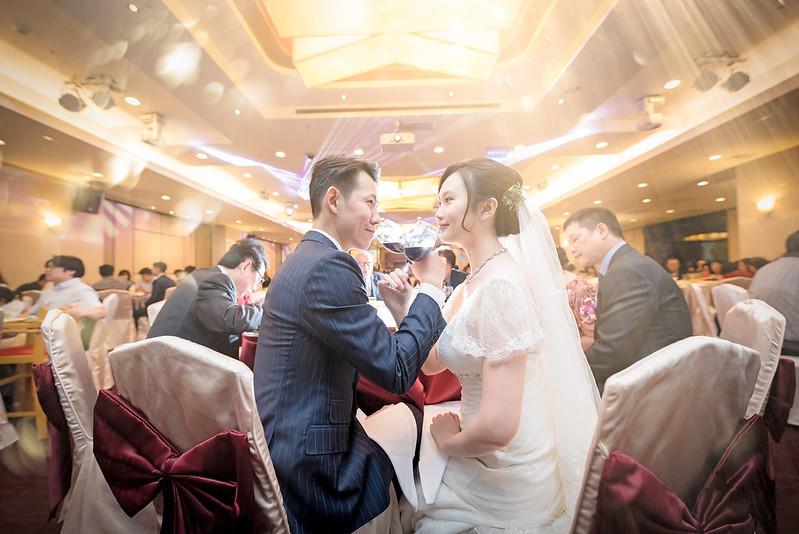 婚禮攝影 [峻晟❤尹筠] 訂結之囍@台中全國飯店