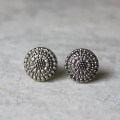 Gunmetal Earrings, Dark Silver Earring, Pierced Earrings, Small Earrings, Tribal Jewelry, Antique Silver Jewelry, Pewter, Post Earrings https://t.co/Cu9przvATH #bridesmaid #jewelry #weddings #gifts #earrings https://t.co/bFRw0EnNxp (petalperceptions.etsy.com) Tags: etsy gift shop fashion jewelry cute