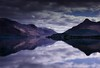 Morning Reflections (jasonconnelly) Tags: highlands scotland glencoe loch linnhe snow lake reflections film ektar nikon f100 10stop