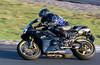 Black Triumph 675 Triple Daytona , Knockhill (wwshack) Tags: 675 daytona fife knockhill motorbike scotland triumph tracknight