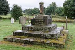 Plinths (mrpb27) Tags: gwuk guesswhereuk gradeiilisted cross sundial stbartholomews church tong shropshire england uk gb nikon d5200 18200mmf3556gedifafsvrdx dxopro mrpb27