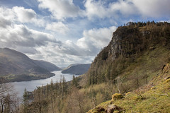 raven crag- (D4vidL) Tags: thirlmere raven crag cumbria lake district national park canon eosm6 efm 1855