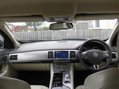 Jag for Sale (andreboeni) Tags: car automobile cars automobiles voitures autos automobili voiture auto dashboard fascia interior jaguar xf xfs