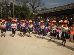 Guizhou China  2018 高坡石板(正月初二)跳芦笙 (gsfy 弓石飞燕) Tags: guizhou china miao hmong asia 中国 贵州 苗族 苗 亚洲 节日