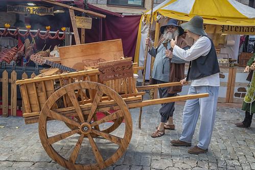 "XVII Mercado Medieval de La Adrada • <a style=""font-size:0.8em;"" href=""http://www.flickr.com/photos/133275046@N07/41857286001/"" target=""_blank"">View on Flickr</a>"
