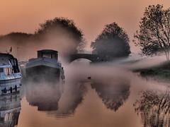Spooky (johnb/Derbys/UK) Tags: spooky pov shardlow derbyshireuk misty