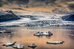 Jokulsarlon Glacier Lagoon (deanallanphotography) Tags: art adventure beauty colors clouds iceland ice landscape lake mountain ngc natgeo nature outdoor photography scenic sunset travel view water