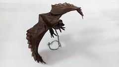 Eagle (GGIamBatman) Tags: origami papiroflexia aguila eagle
