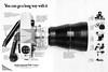 "Kodak Instamatic Reflex Camera system advertisement. (Jerry Vacl) Tags: advertisement bw camera slr kodak kodakinstamaticreflexcamera schneiderkreuznach nikkor50mmf18g nikond7200 1970march""popularphotography""magazine"