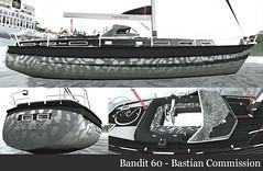 Bandit 60 Paint Commission (cuuka) Tags: