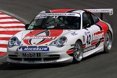 Susie Stoddart - Porsche Cars GB - Porsche GT3 Cup (Boris1964) Tags: 2005 porschecarreracupgb brandshatch