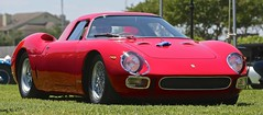 1964 Ferrari 250 LM Coupe (Bill Jacomet) Tags: keels and wheels concours delegance lakewood yacht club seabrook tx texas 2018 1964 64 ferrari 250 lm coupe red