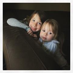 Mornings With The Munchkins (matthewkaz) Tags: madeleine norah daughter daughters child children toddler home house burcham eastlansing michigan 2018