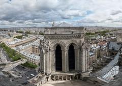 Paris Panorama (szeke) Tags: paris france panorama stitch building street cityscape architecture