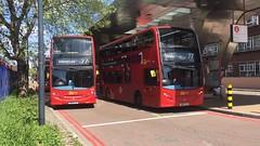 E400 bro's on 77 (sojiafolabi122) Tags: e278 sn13cjj e279 sn13cjo goaheadlondon londonbuses 77 vaxhall