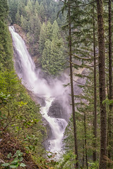 Wallace (writing with light 2422 (Not Pro)) Tags: wallacefalls waterfall washingtonstate statepark northcascades skykomishriver richborder landscape vertical sonya7 spring forest pine