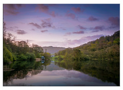 Early Morning Serenity (muddybootsuk) Tags: rydalwater wordsworth tranquil landscape water reflections boathouse morning dawn sunrise serene lakedistrict muddybootsuk cumbria sky clouds nikond810 nikkor1615mm england northwest north greatbritain unitedkingdom