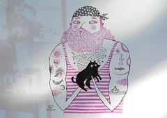 Olhão 2017 - Obra de Joana Rosa Bragança 03 (Markus Lüske) Tags: portugal algarve ria riaformosa olhao olhão história lüske lueske kunst art arte