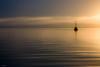 silence (*BegoñaCL) Tags: albufera valencia poniente atardecer horizonte barca sol nubes agua begoñacl