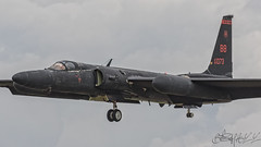 United States Air Force Lockheed U-2S Dragon Lady 80-1073-2 (Ben Stanley Hall) Tags: united states air force lockheed u2s dragon lady 801073 riat riat2017 riat17 royal international tattoo 17 2017 raf fairford uk england kingdom airshow show demonstration demo fly flight flying avgeek avporn aviation canon 7d2 aerospace plane aircraft 99th rs recon sqaudron reconnaissance beale afb usaf ca california kbab 9th rw wing