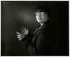 HIKARINOKO (Tamakorox) Tags: student highschoolstudent portrait art mamiyarb67prosd japan japanese asia lights shadow pleasure graduate love film analoguecamera b&w hikarinoko kodak tmax iso400 日本 日本人 光 影 喜び 卒業 愛 高校生 光の子 玉掛寫眞館 ポートレート