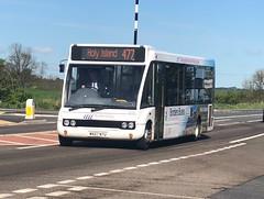 Borders Buses 10701 MX07 NTU (12.05.2018) (CYule Buses) Tags: service477 bordersbuses wcm westcoastmotors solo optare optaresolo mx07ntu 10701
