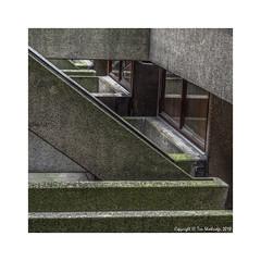 A job for a View Camera! (Tim Shoebridge) Tags: em1markii urban olympus barbican concrete city cityoflondon 12100mm