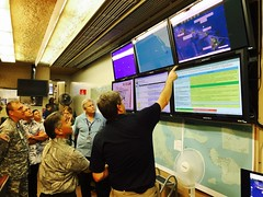 fgdsgd (PDC Global) Tags: pdc 2015 tour doug mayne arthur joe logan governor david ige pointing map screen technology army military uniform together collaboration partnership management maps mapping gis geospatial display wall monitor track model predict observe weatherwall tv television screens emergencyoperations bigscreen largemonitor solutions software point indicate indication indicating vigilant guard makani pahili 15 hawaii honululu usa us unitedstates american unitedstatesofamerica