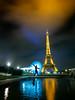 Paris by Light (tOntOnfred LP) Tags: lpwa eiffel tower paris light painting night photography