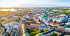 Töölö (miemo) Tags: dji kamppi mavic mavicpro aerial bay building city cityscape drone europe finland helsinki horizon rooftops sea street summer sunshine temppeliaukio töölö töölönlahti helsingfors uusimaa fi