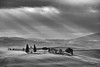 2018/04/30 D120 人間仙境  The Chapel Vitaleta (Daryl Luk) Tags: chapelvitaleta italy morning tuscany hilltown light slope sanquirico blackandwhite monochrome