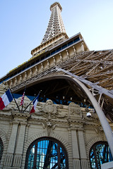 Paris Las Vegas (In Explore) (Rackelh) Tags: building architecture tower casino travel lasvegas usa