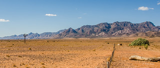 Flinders Ranges Panorama