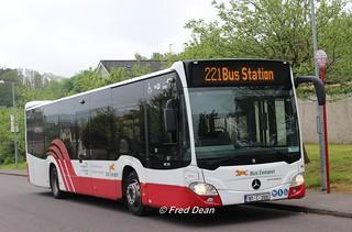 Bus Eireann MC316 (161C3109).