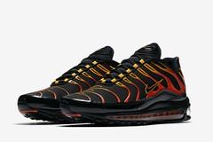 "Nike Air Max 97 Plus ""Shock Orange"" (eukicks.com) Tags: nike kicks new sneaker releases air max 97 plus"