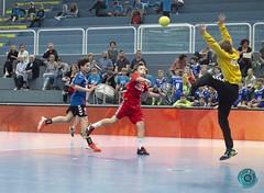 ÖM U12M Finale (5 von 38) (Andreas Edelbauer) Tags: öms 2018 handball uhk usvl krems langenlois u12m hard wat fünfhaus