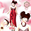 LuceMia - Swank Event (MISS V♛ ITALY 2015 ♛ 4th runner up MVW 2015) Tags: celestinasweddings swankevent event sl secondlife mesh creations blog beauty hud colors models lucemia hairs eyeshadows exclusive jewelry necklace elegance dress cherry fanny strap akemi indulgetemptation it texture priscilla