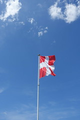 Flag of Savoie @ Pâquier @ Annecy (*_*) Tags: annecy hautesavoie france 74 europe savoie may 2018 spring printemps sunny afternoon lakeannecy lacdannecy lake lac pâquier park pelouse lawn
