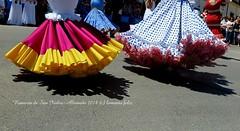 Volantes:Romería de San Isidro. Alameda (Málaga (lameato feliz) Tags: volantes romería alameda fiesta baile andalucía