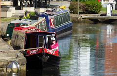 Granary Wharf (cliffordstead) Tags: leeds canal boats