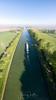Canal d'Aire à La-Bassée (jeje62) Tags: dji aerialphotography aerialscape arbres aérien campagne drone droneshoot dronestagram fields hauteur landscape pasdecalais phantom4 vert vueaérienne
