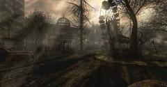 A Broken World (xlxdeathnotexlx) Tags: dark apocalyptic secondlife