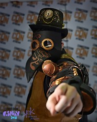 Comicdom Con Athens 2018: Prejudging - by SpirosK photography: Steampunk by Axilleas Rizos (SpirosK photography) Tags: cosplay cosplaycontest costumeplay prejudging photoshoot portrait spiroskphotography steampunk witchdoctor comicdomconathens2018 comicdomcon2018 comicdomconathens comicdom2018