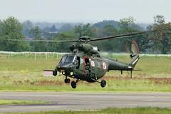 Polish Air Force PZL-Swidnik W-3RL 0419 @ Helicoptershow 2017 Hradec Kralove (Heliexperte) Tags: helicopter air show hubschrauber czechia czech republic lkhk hradec kralove helicoptershow