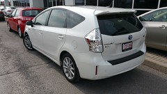 2014 Prius v left rear (JD and Beastlet) Tags: