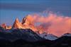 Patagonia Splendor (Greg Vaughn) Tags: mountfitzroy sunrise miradorcondores elchaltén patagonia santacruz argentina southamerica latinamerica outdoors nature travel scenic landscape icon iconic landmark mountains peaks jagged colorful gregvaughn gv18040123 elchalten