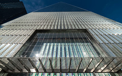One World Trade (dansshots) Tags: dansshots nyc newyorkcity newyork lookup lookingup alwayslookup nikon rokinon14mm nikond750 skyscraper picoftheday pictureoftheday