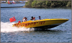 Way to go! (* RICHARD M (Over 7 MILLION VIEWS)) Tags: candid action speed powerboat motorboat boats pleasurecraft southportjet southportmarinelake southport merseyside sefton seaside seasideresorts holidayresorts water leisure pleasure fun thills spring springtime may sunnysouthport