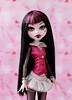 Draculaura (eneida_prince) Tags: monsterhigh doll dolls osalina mattel photo photos mh 2018 monsterhigh2018 photoshoot draculaura vampire basic